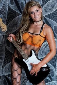 Stripperin Josie aus Berlin